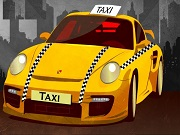 Taxi Destroyer Rush